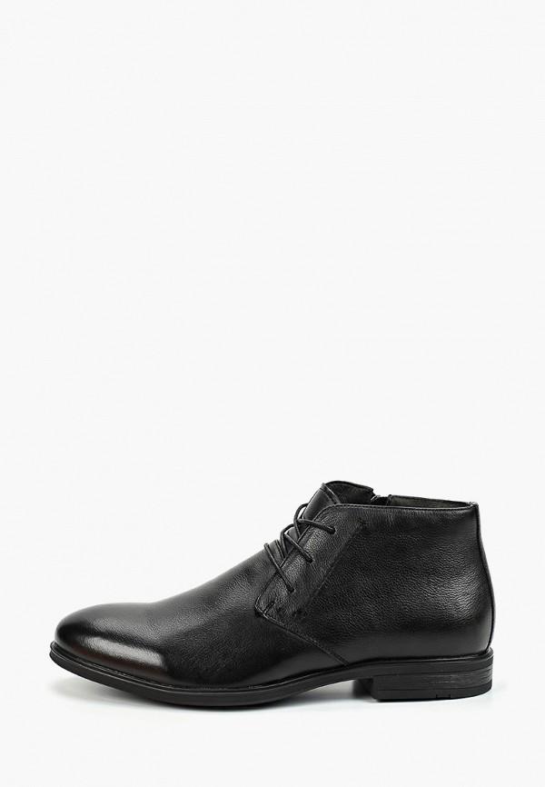 Ботинки Thomas Munz цвет черный