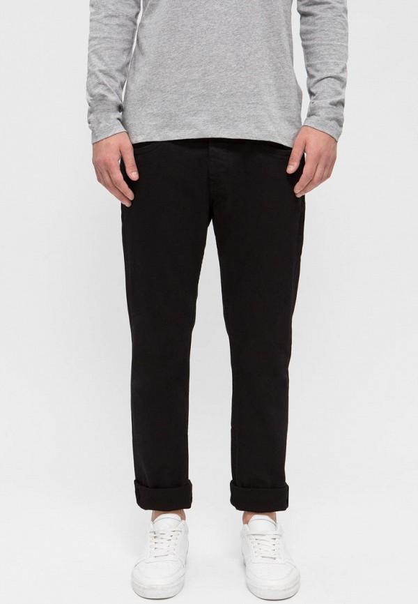 мужские прямые джинсы pepe jeans london, черные
