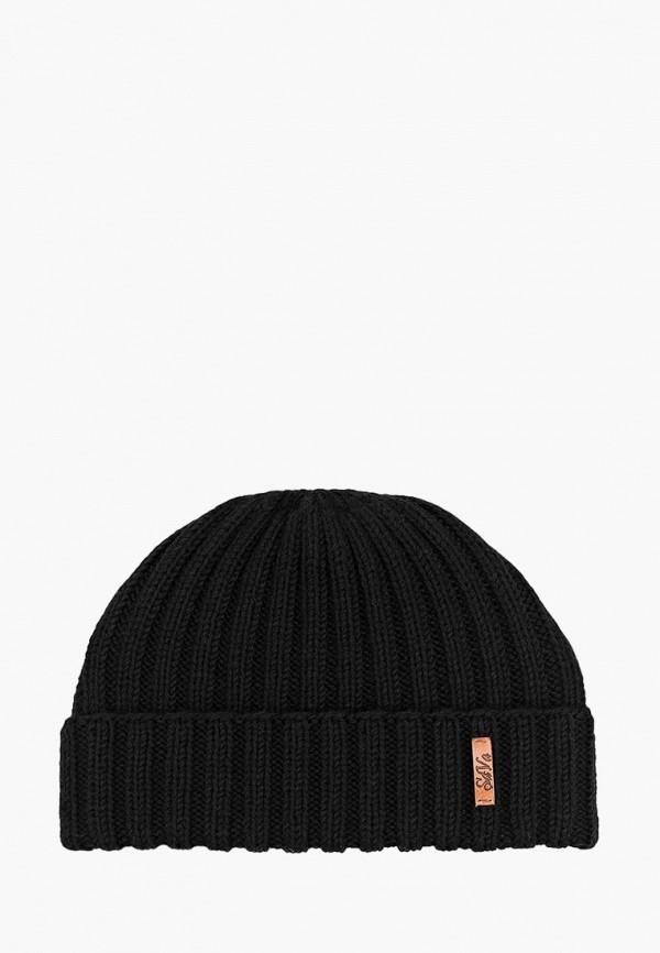 мужская шапка sava mari, черная