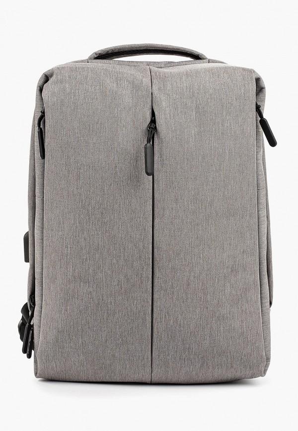 мужской рюкзак vivian royal, серый