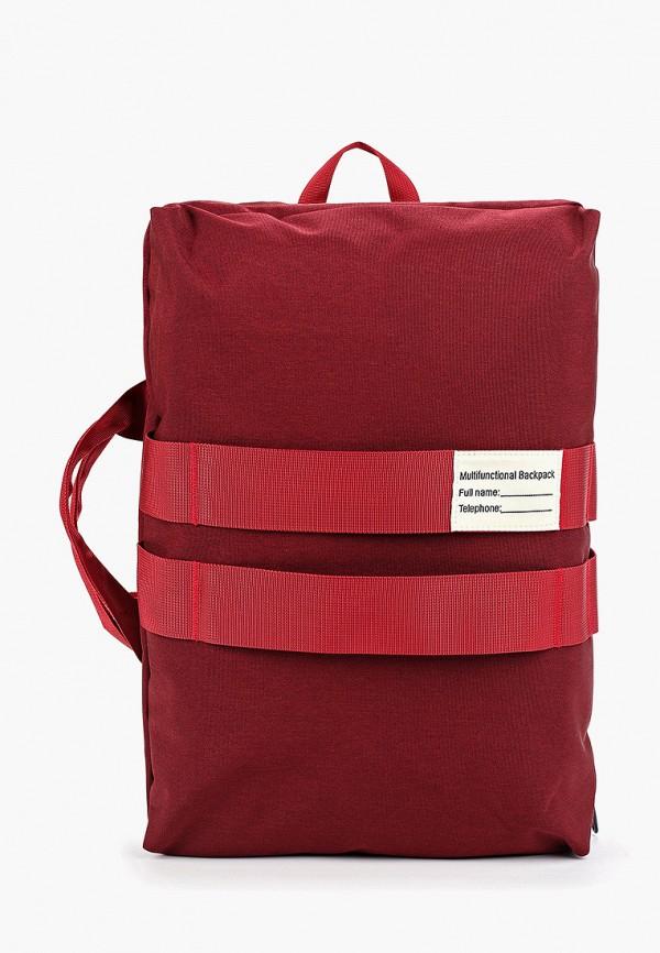 мужской рюкзак vivian royal, красный