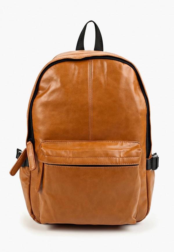 мужской рюкзак vivian royal, коричневый