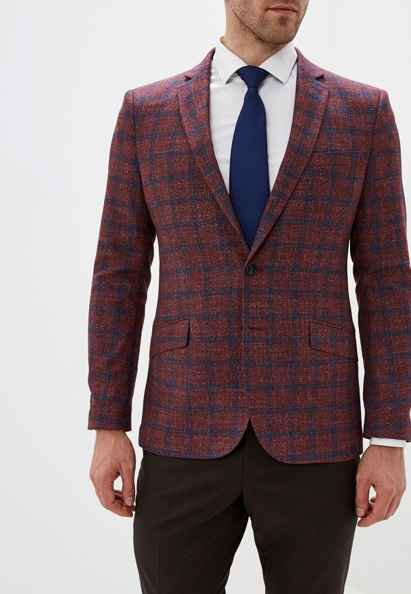 Пиджак Laconi Laconi MP002XM0QUHC бордовый пиджак женский