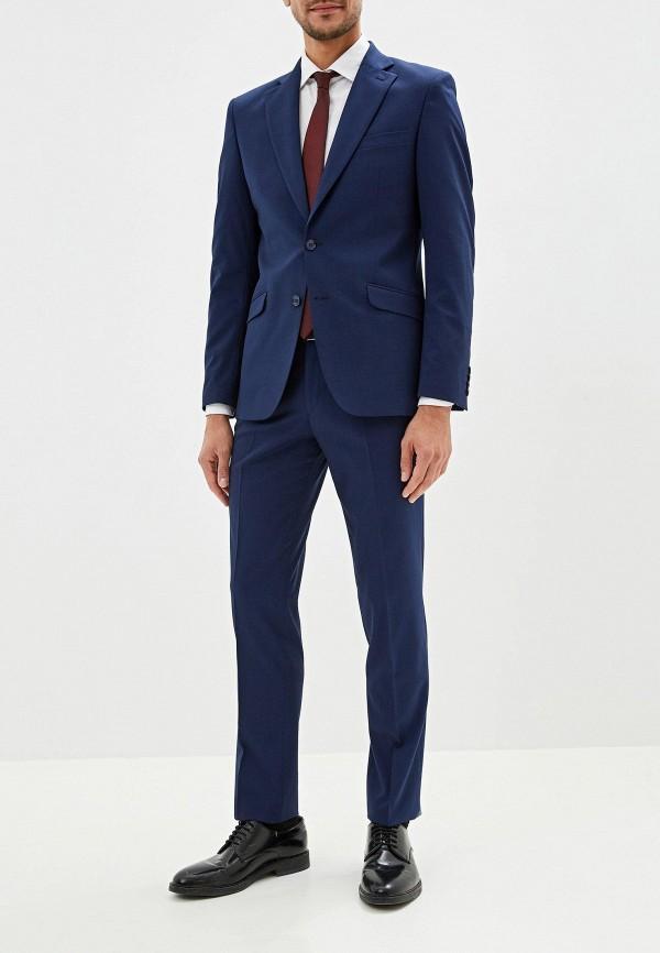мужской костюм absolutex, синий