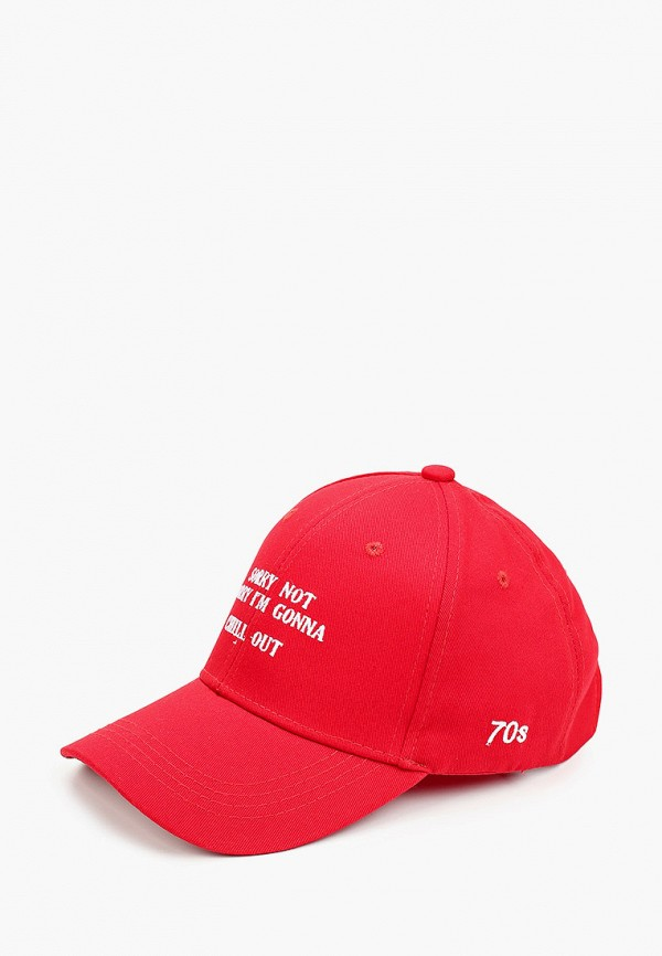 Бейсболка Красная Жара Красная Жара MP002XM0QUJC jd коллекция k70 красный красная ось