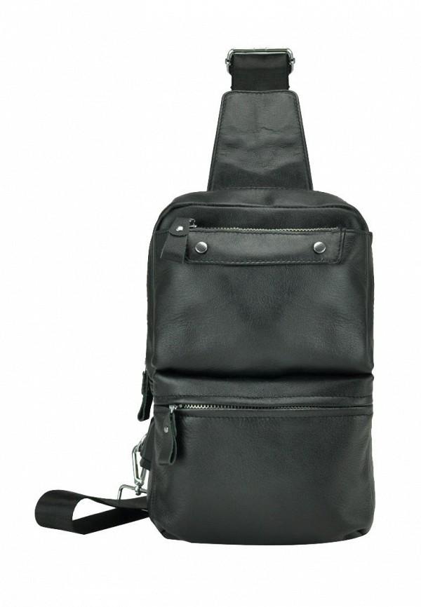 мужская сумка royalbag, черная