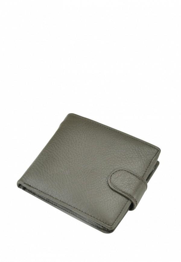 мужской кошелёк royalbag, коричневый