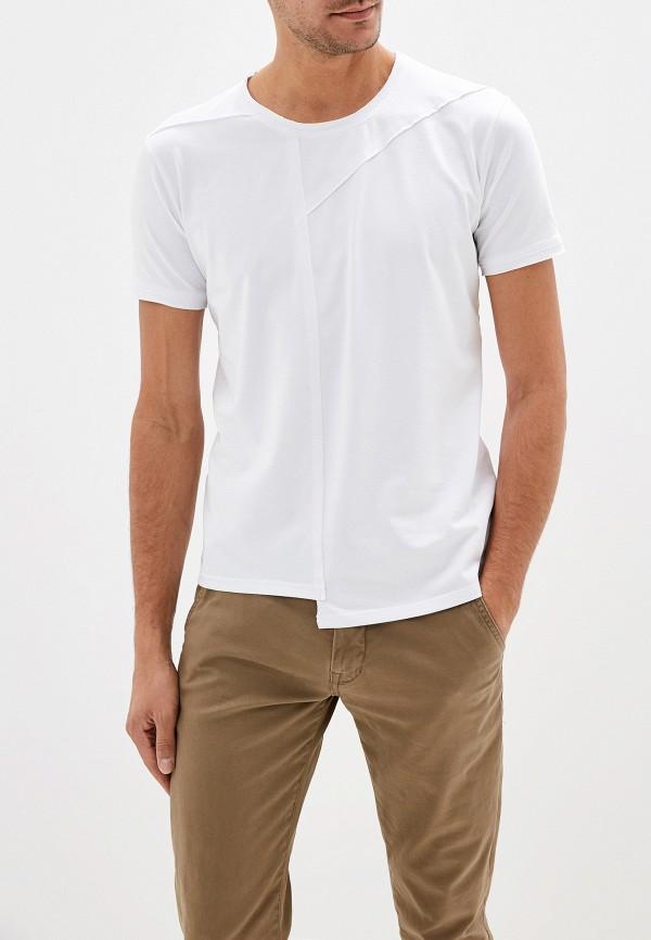 мужская футболка sava mari, белая