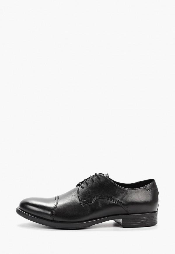 мужские туфли ralf ringer, черные