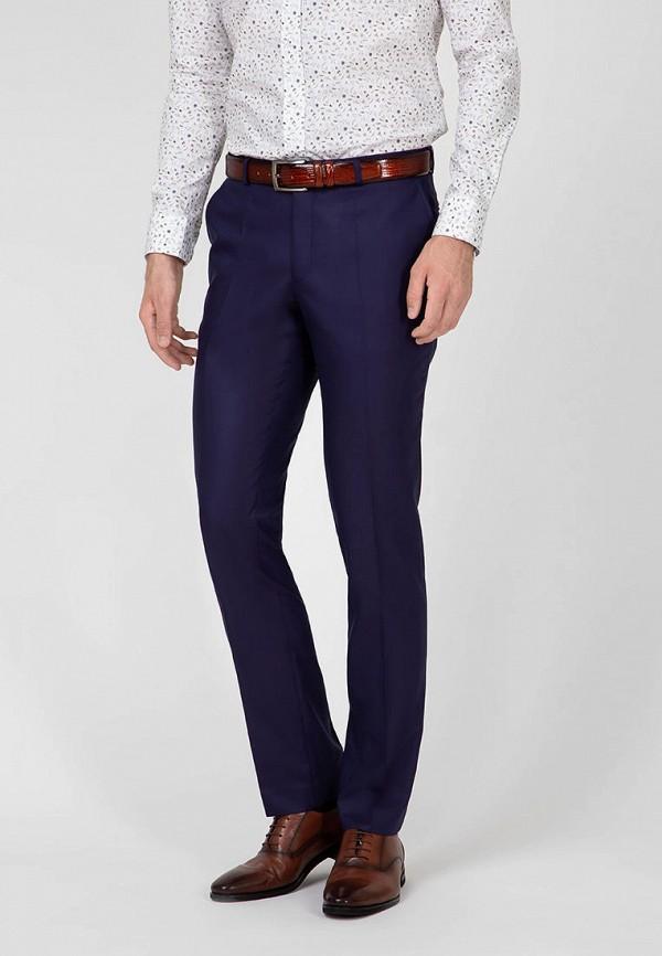 мужские классические брюки navi, фиолетовые