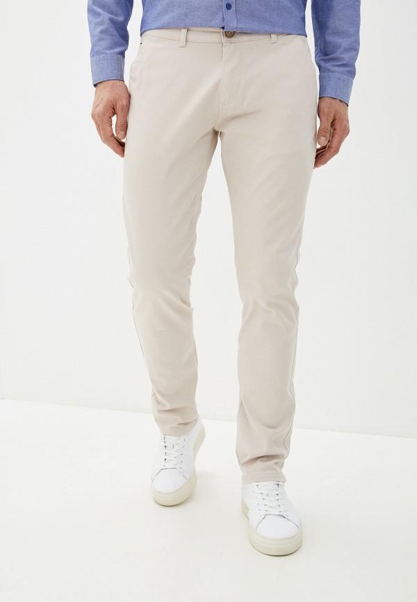 мужские брюки чинос u.s. polo assn, бежевые