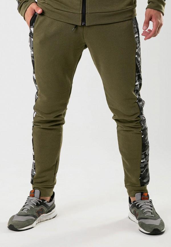 мужские спортивные брюки intruder, хаки