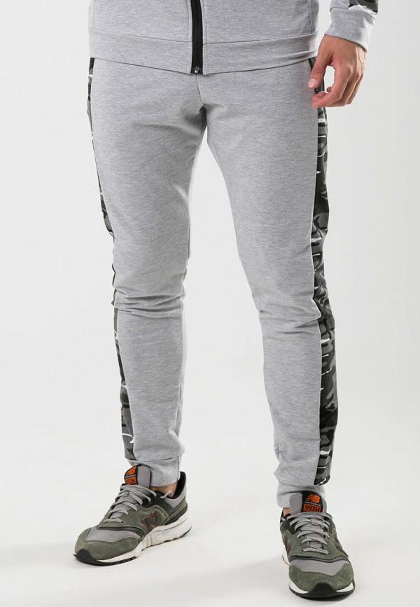 мужские спортивные брюки intruder, серые