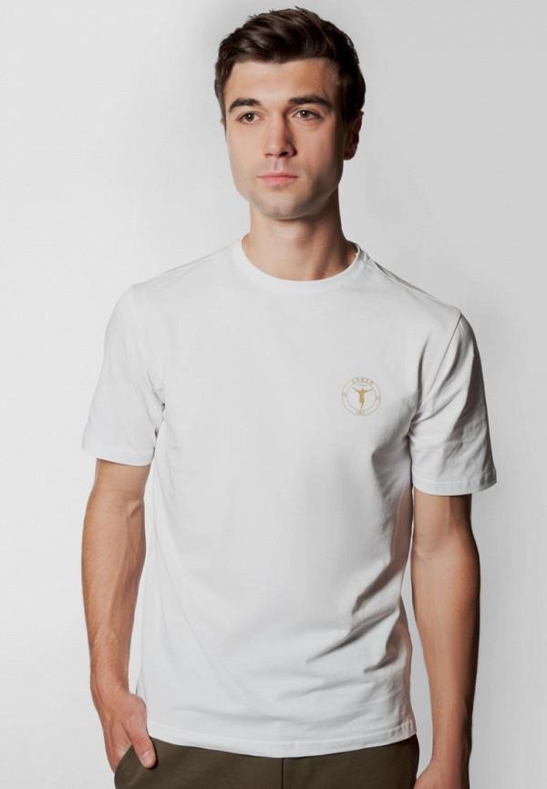 мужская футболка arber, белая
