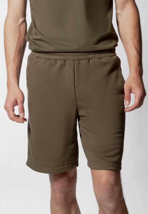 мужские повседневные шорты arber, хаки