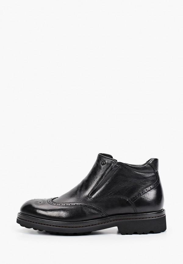 мужские высокие ботинки vitacci, черные