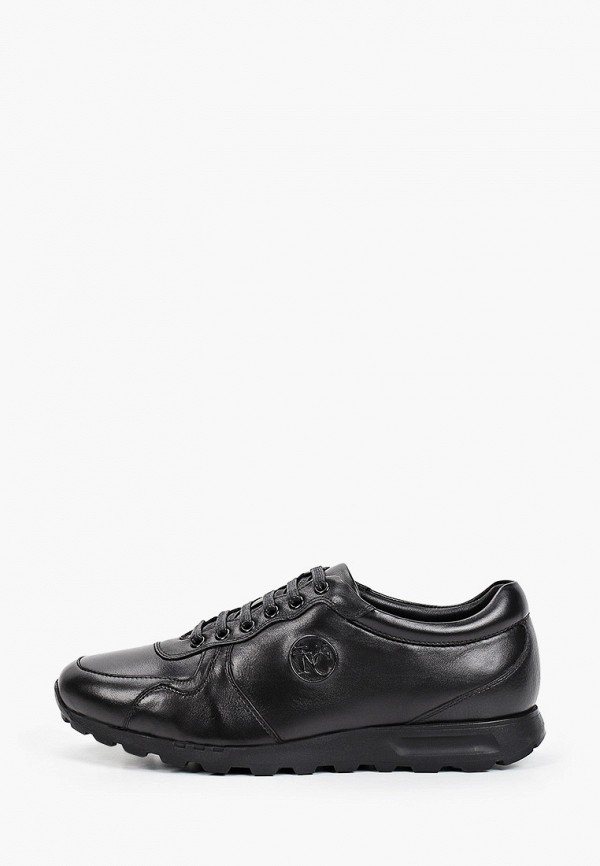 мужские низкие кроссовки vitacci, черные