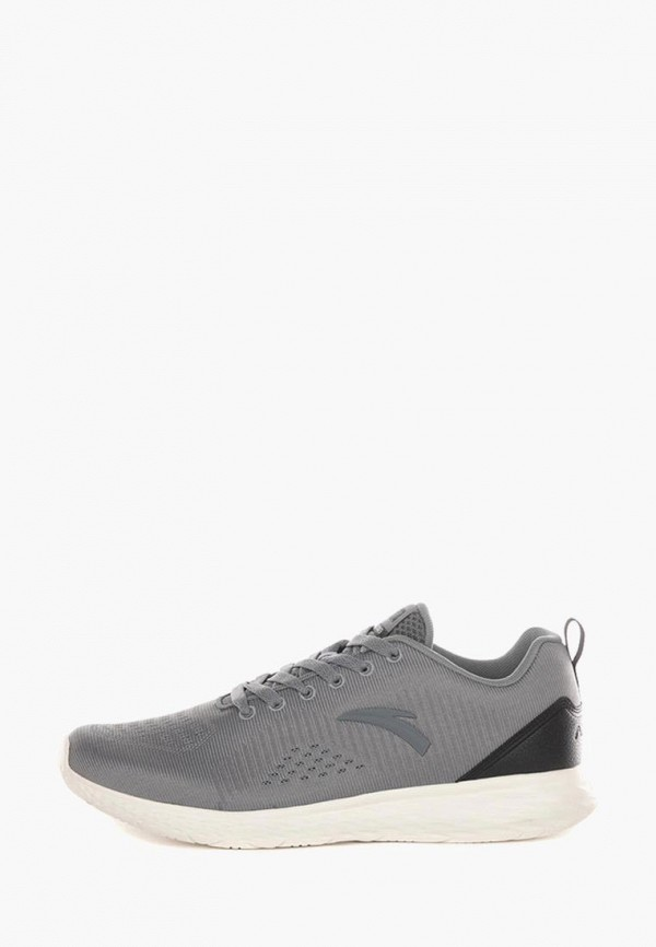 мужские кроссовки anta, серые