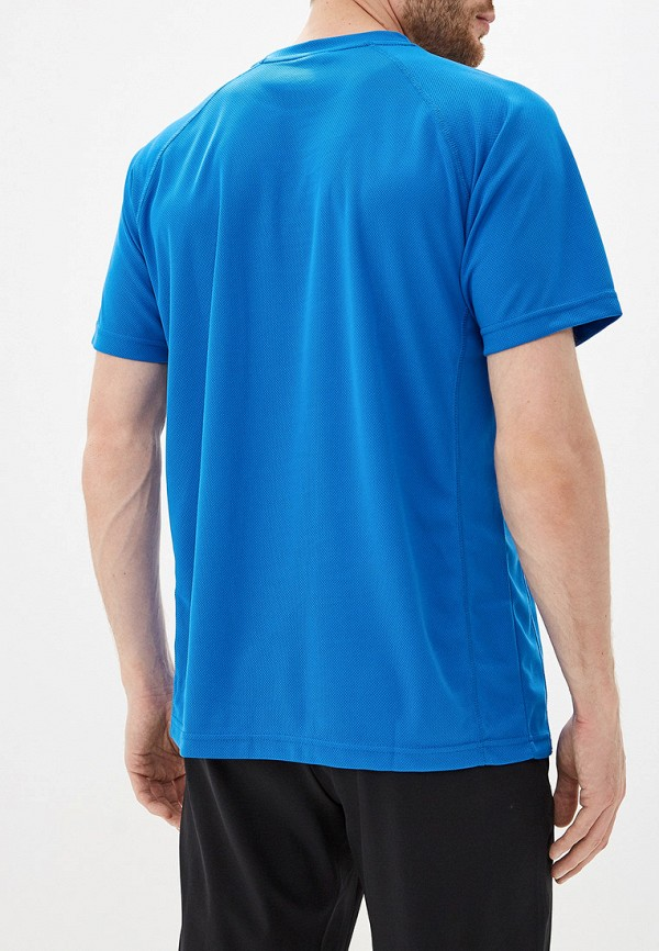 Фото 3 - Футболку спортивная Trespass голубого цвета