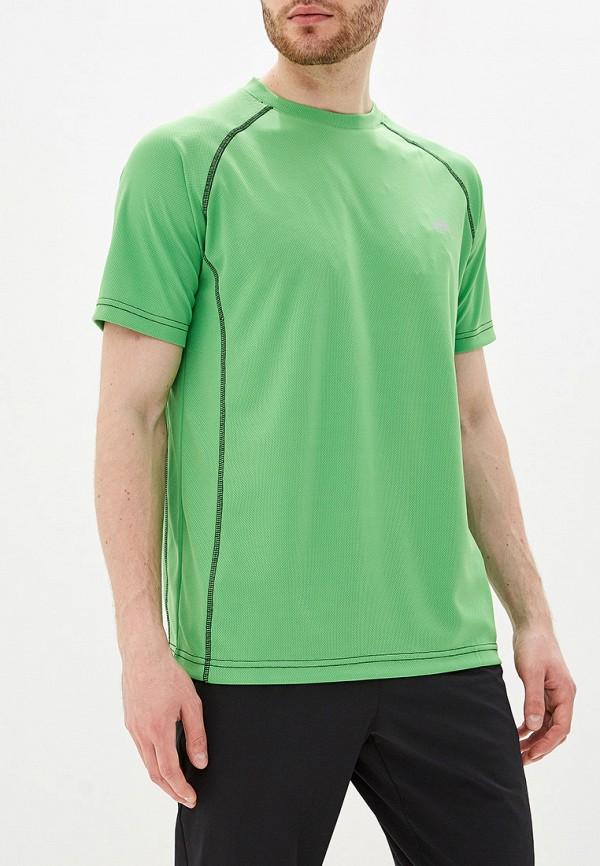 Фото - Футболку спортивная Trespass зеленого цвета