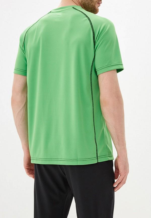 Фото 3 - Футболку спортивная Trespass зеленого цвета