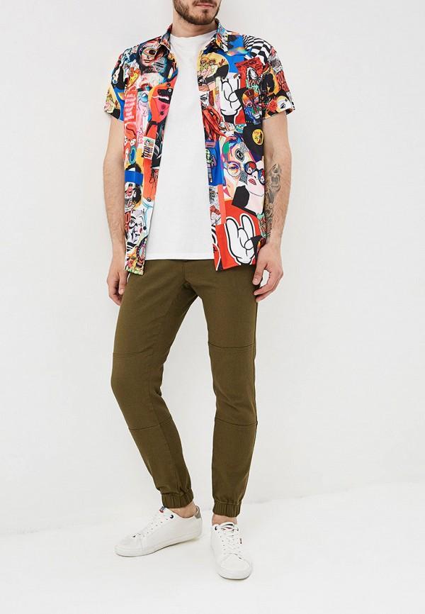 Рубашка Pavel Yerokin цвет разноцветный  Фото 2