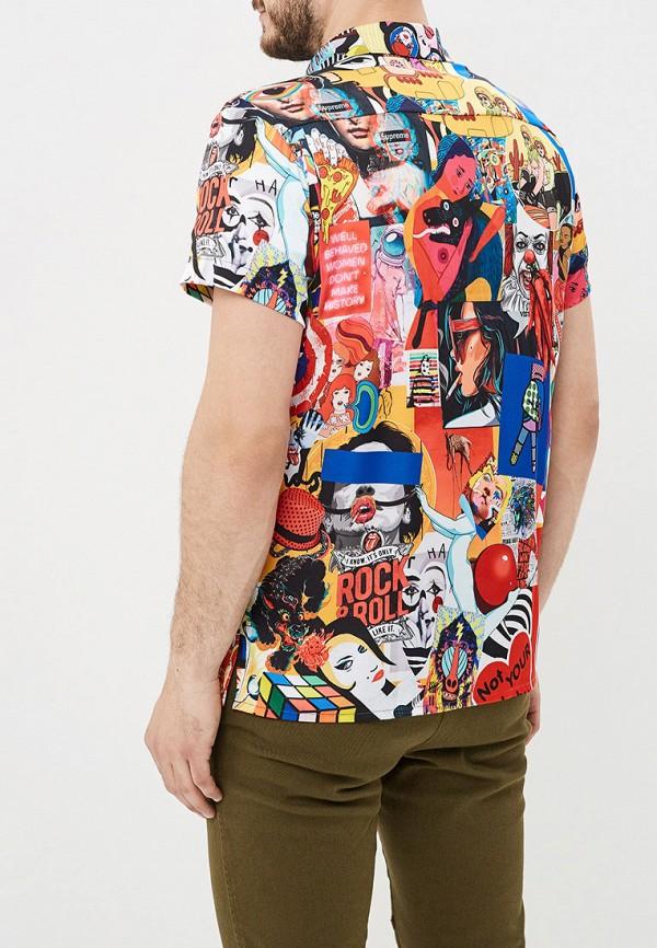 Рубашка Pavel Yerokin цвет разноцветный  Фото 3