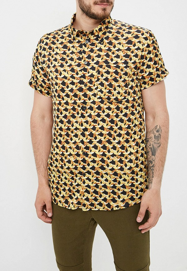Рубашка Pavel Yerokin цвет желтый