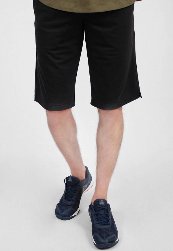 мужские спортивные спортивные шорты sab, черные
