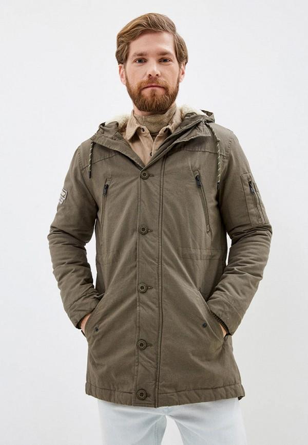 мужская куртка defacto, хаки