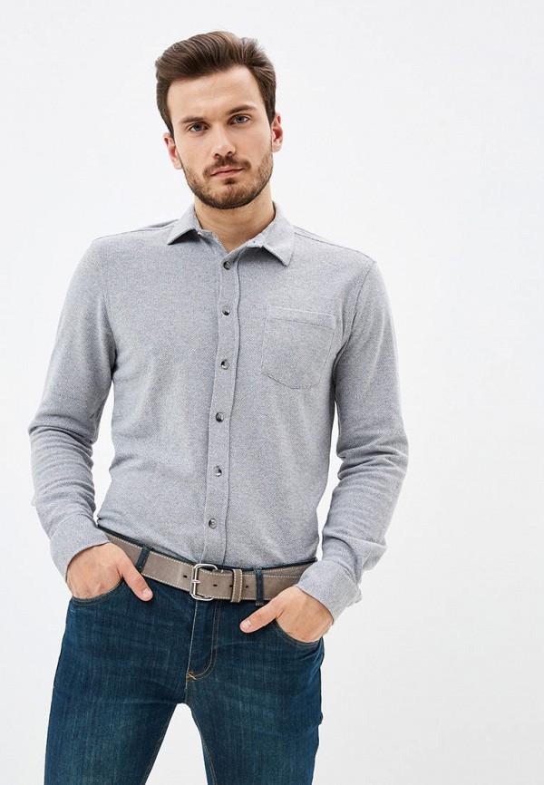 мужская рубашка defacto, серая