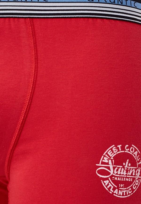 Трусы Atlantic Sailing, цвет красный, размер 46. Цена: 859 р. Коллекция: Осень-зима 2020/2021, Пол: men, Сезонность: мульти, Страна-изготовитель: Китай - фото 3