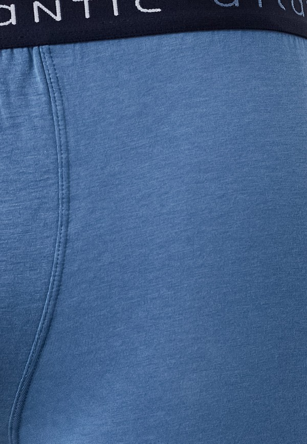 Трусы Atlantic Pima cotton, цвет голубой, размер 46. Цена: 1090 р. Коллекция: Осень-зима 2020/2021, Пол: men, Сезонность: мульти, Страна-изготовитель: Китай - фото 3