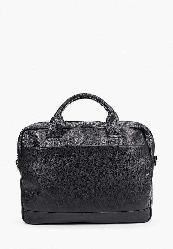 мужская сумка с ручками ralf ringer, черная