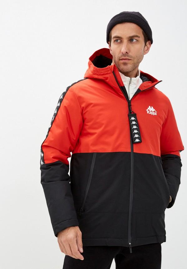 мужская спортивные куртка kappa, разноцветная