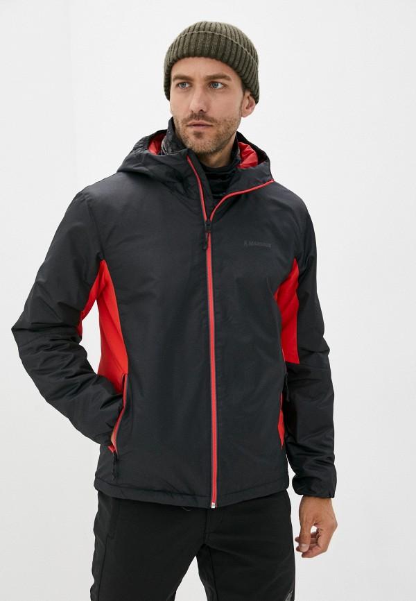 мужская спортивные куртка madshus, черная