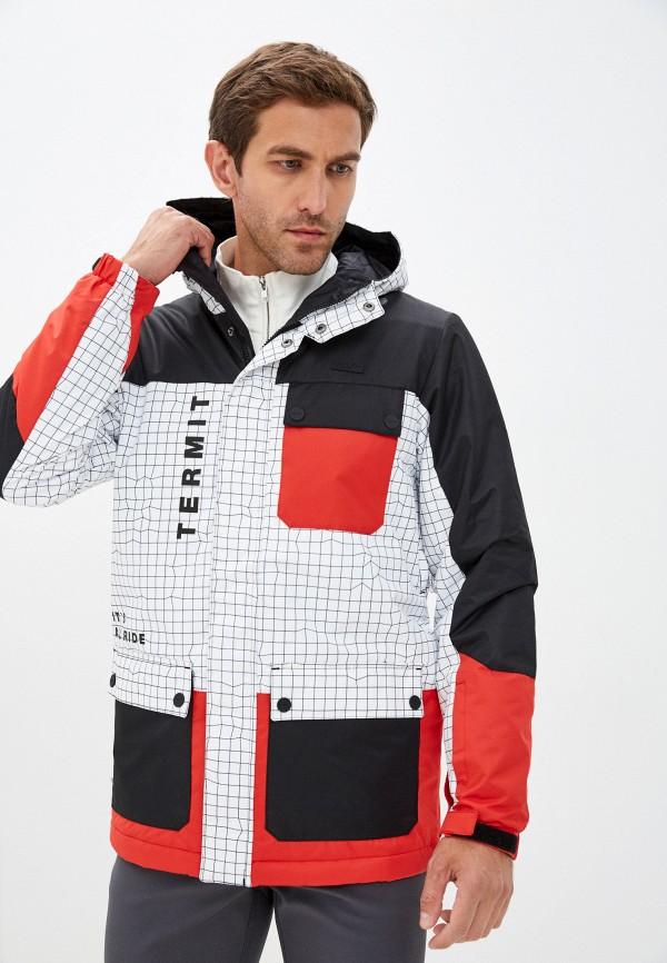 мужская горнолыжные куртка termit, разноцветная