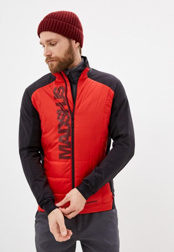 мужская спортивные куртка madshus, разноцветная