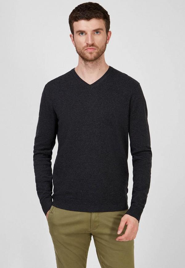 мужской пуловер esprit, серый
