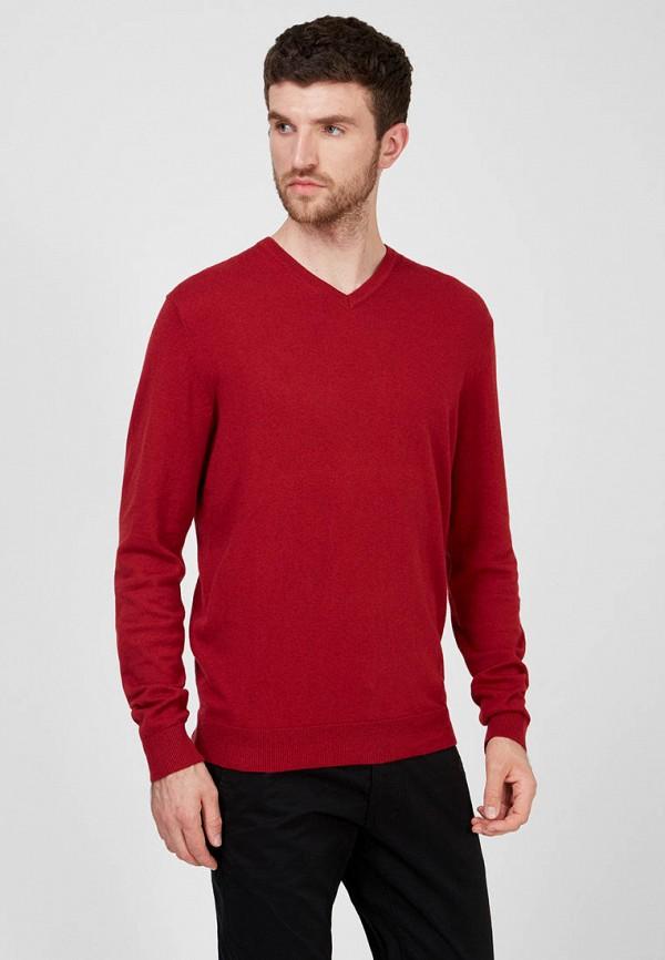 мужской пуловер esprit, красный