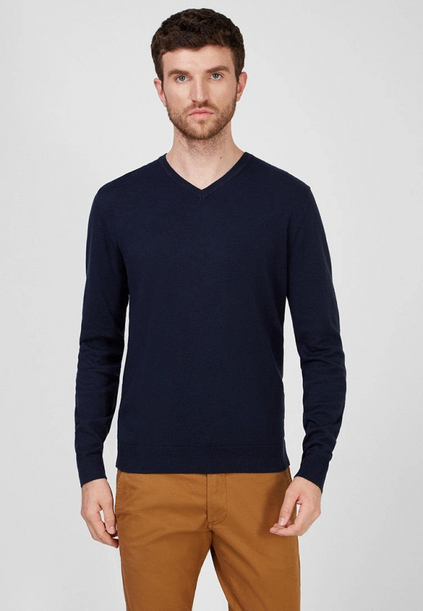 мужской пуловер esprit, синий