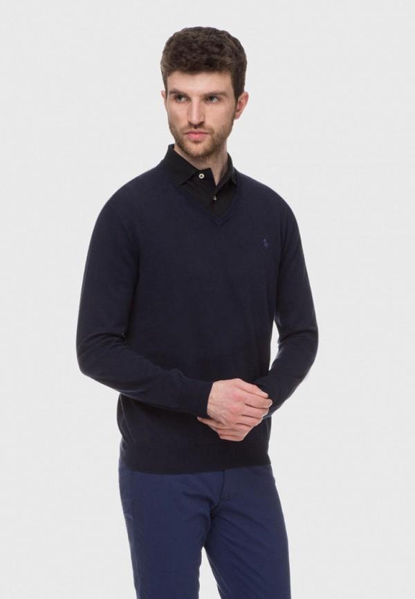 мужской пуловер polo ralph lauren, синий