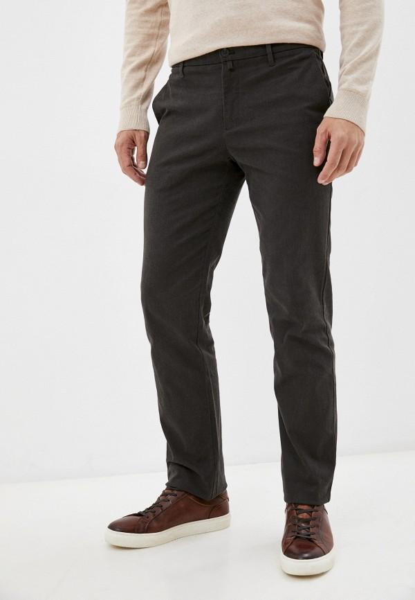 мужские брюки чинос henderson, серые