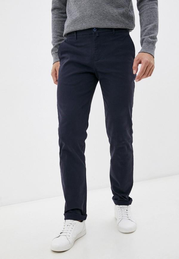 мужские повседневные брюки henderson, синие