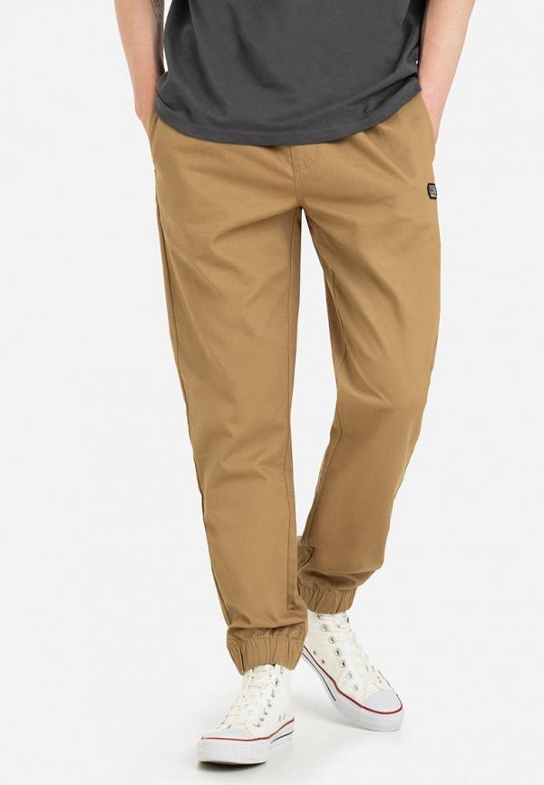Брюки Gloria Jeans бежевого цвета