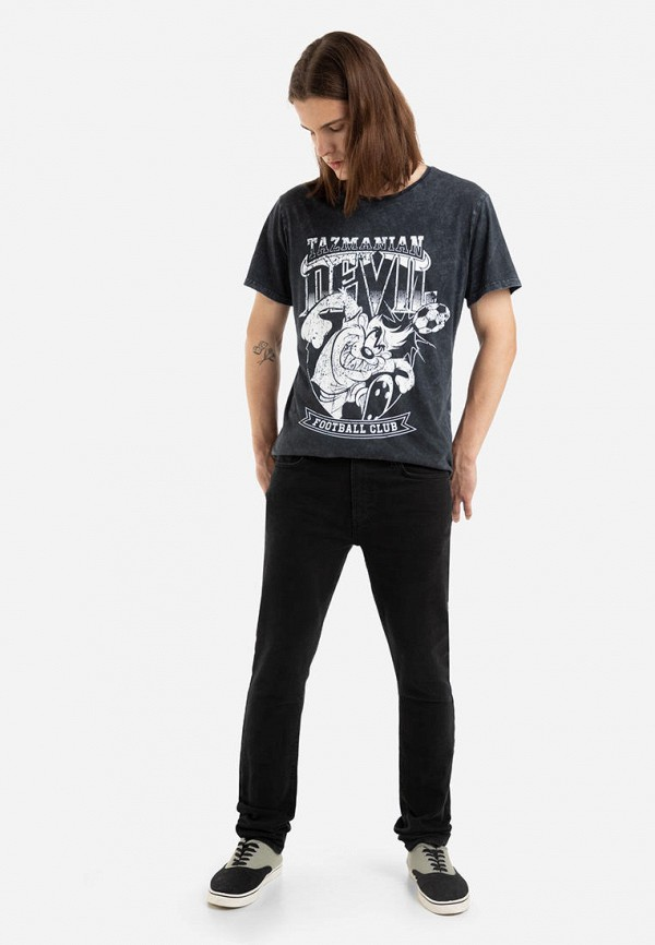 Джинсы Gloria Jeans черного цвета