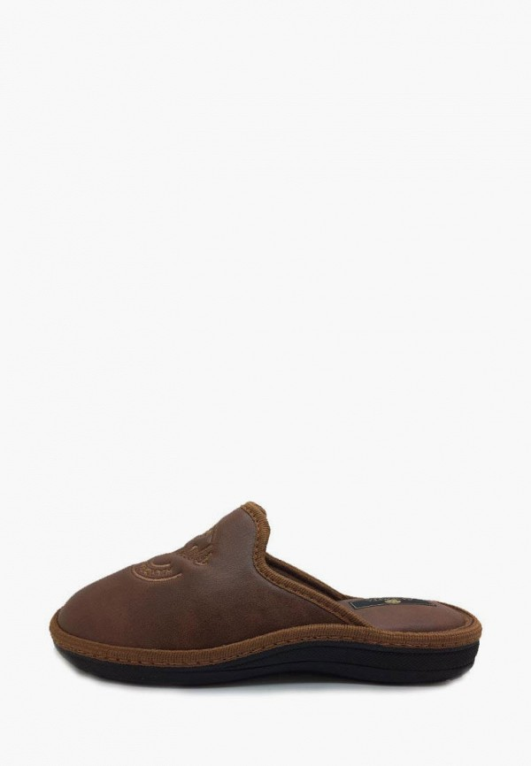 мужские тапочки spesita, коричневые