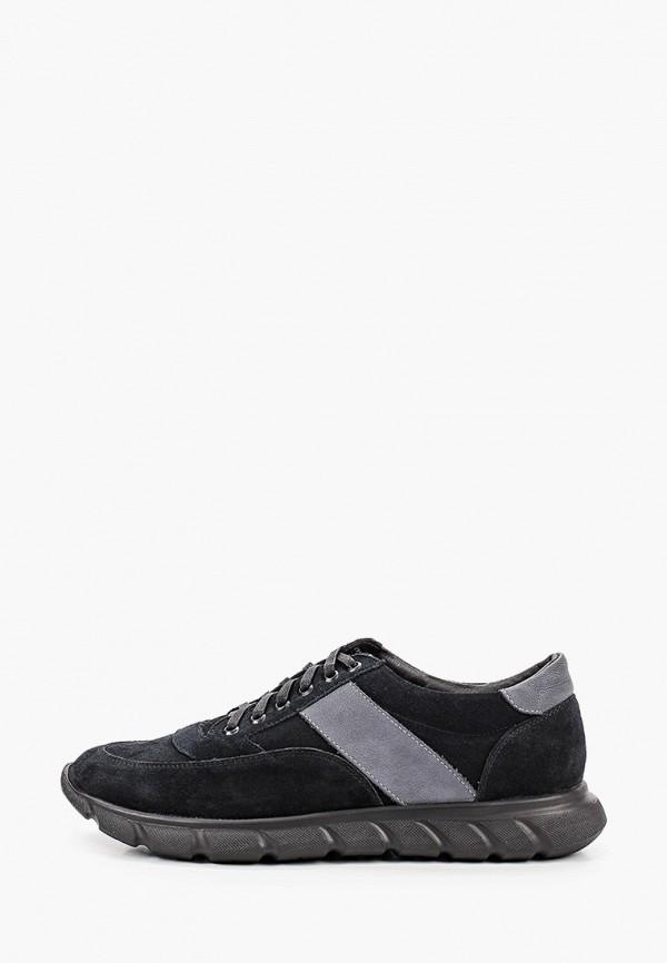 мужские низкие кроссовки valser, черные