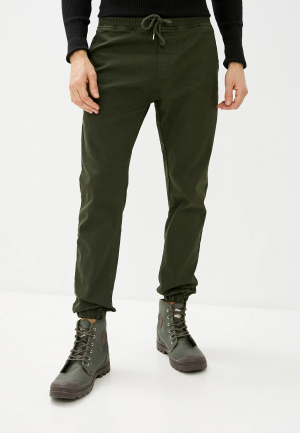 мужские брюки джоггеры trendyol, зеленые