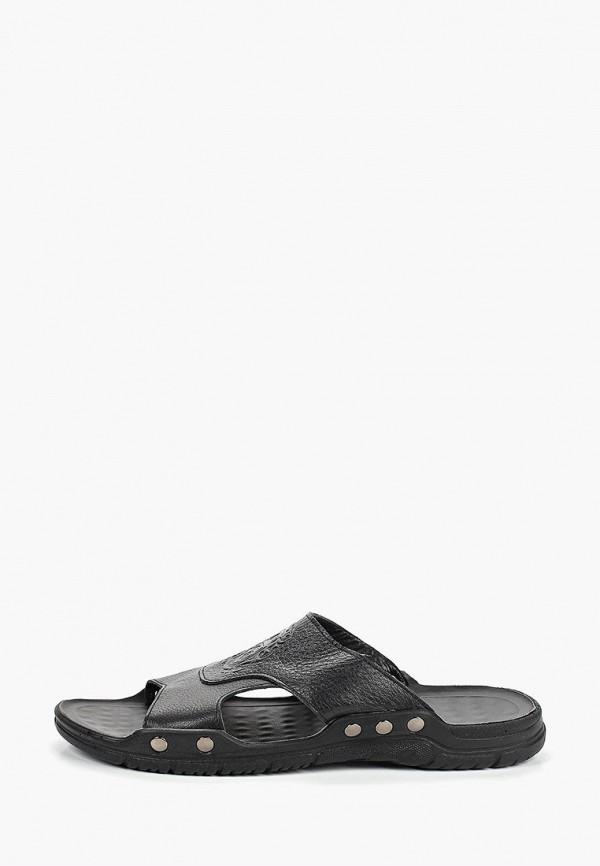 мужские сандалии alessio nesca, черные
